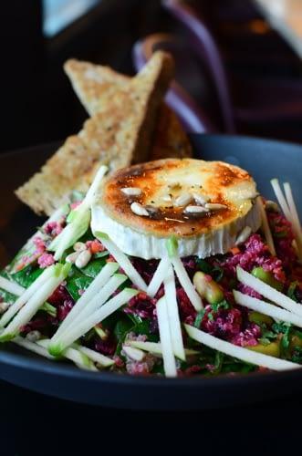 Chevre Salat